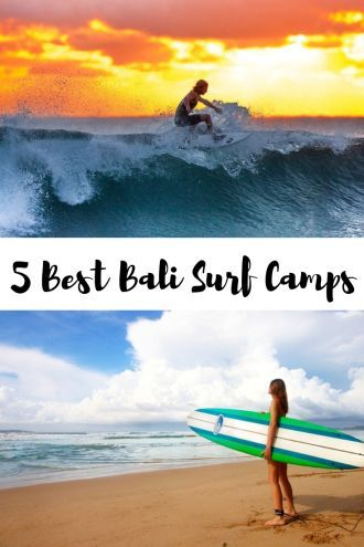 My Pick Of The 5 Best Surf Camps In Bali In 2020 Bali Surf Camp Surf Camp Surfing