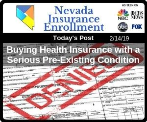 Buying Health Insurance With A Serious Pre Existing Condition