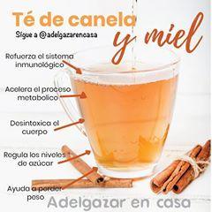 Adelgazarencasa Adelgazarencasa Fotos Y Vídeos De Instagram Healthy Drinks Recipes Healthy Drinks Health Tea