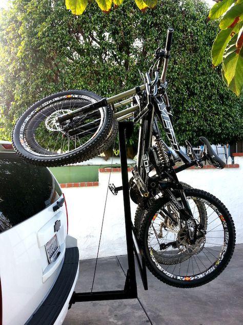 Post Your Custom Bike Racks Page 2 Pinkbike Forum Car Bike
