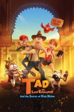 Watch Tadeo Jones 2 El Secreto Del Rey Midas Full Movie Hd Peliculas De Animacion El Secreto Rey