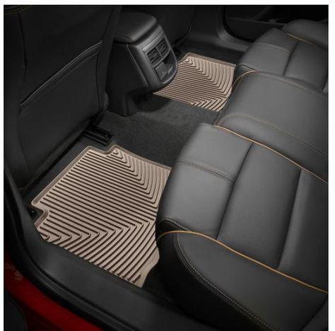 Weathertech All Weather 2nd Row Tan Floor Mats 2017 2019 Honda Ridgeline Chevrolet Impala Pet Barrier Honda Ridgeline