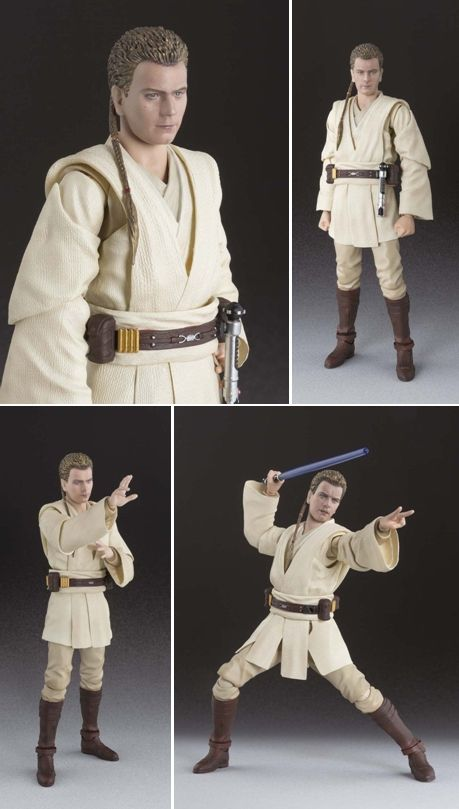 Figuarts Ben Kenobi Star Wars Episode IV A New Hope F//S Bandai S.H