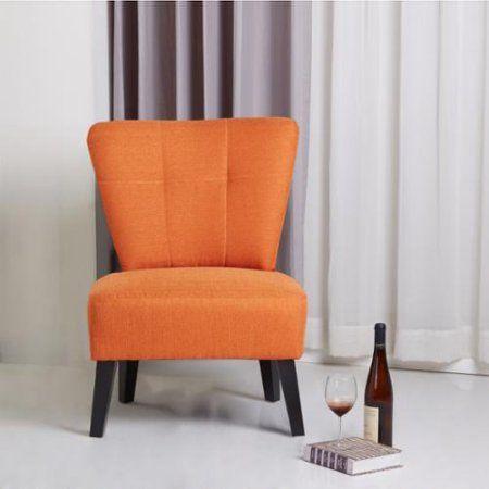Astounding Porter International Designs Sitswell Maddie Orange Modern Creativecarmelina Interior Chair Design Creativecarmelinacom