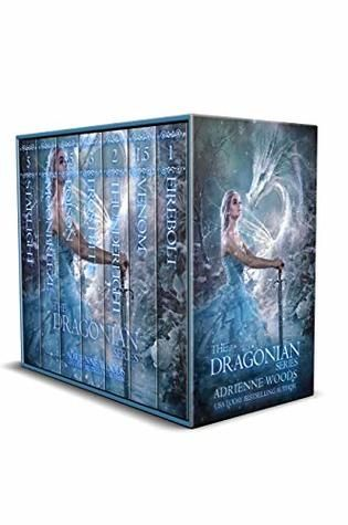 The Dragonian Series: Complete set by Adrienne Woods Cool Books, I Love Books, My Books, Book Suggestions, Book Recommendations, Book Club Books, Book Nerd, Fantasy Books To Read, Thriller Books