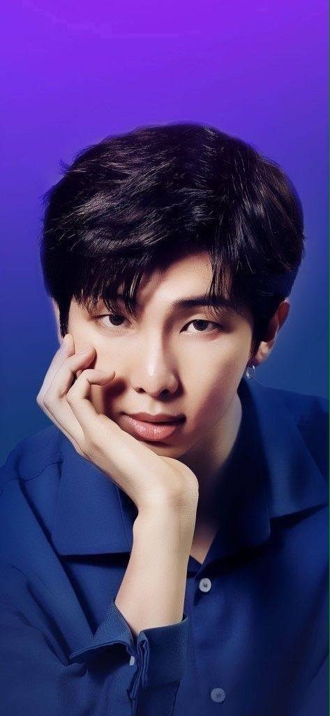 While I Think Blond Rm Is Superior I Still Love Black Haired Rm Actually I Love Any Hair Color Rm Namjoon Kim Namjoon Bts Rap Monster