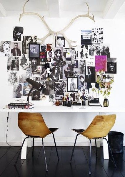 Salt  Soul Blog - Elizabeth Lawson Design #workspace #office
