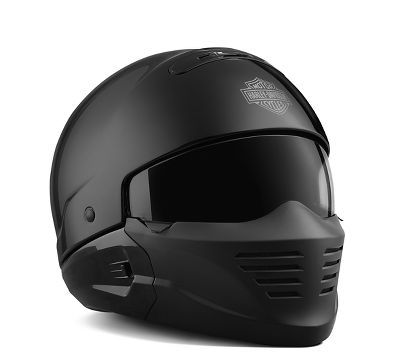 The Pilot Ii 3 In 1 X04 Helmet Presents Three Innovative Options To Wear For Added Comfort Meeting Dot Harley Davidson Helmets Harley Helmets Motorbike Helmet