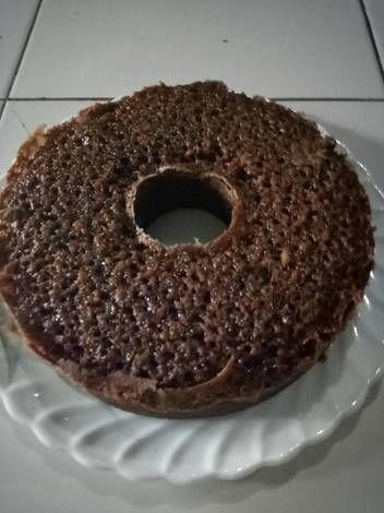 Resep Bolu Karamel Sarang Semut Legit Oleh Sussy Lusiana Resep Karamel Resep Semut