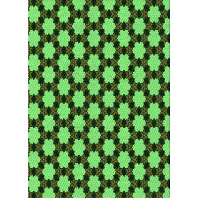 East Urban Home Bolsover Wool Green Area Rug Rug Size Rectangle 2 X 3 Light Blue Area Rug Area Rugs Blue Area Rugs