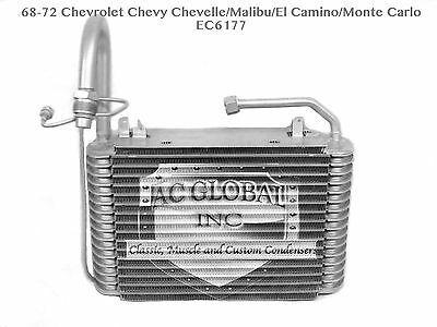 New A//C Evaporator for Chevrolet El Camino Monte Carlo Malibu