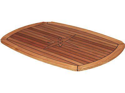 Eude 6194 Teak Tischplatte Klapptisch Boot Tisch Campi Eude 61x94 Teak Tischplatte Klapptisch Boot Tisch Camping Wohnwagen Handler E Teak Klapptisch Tisch