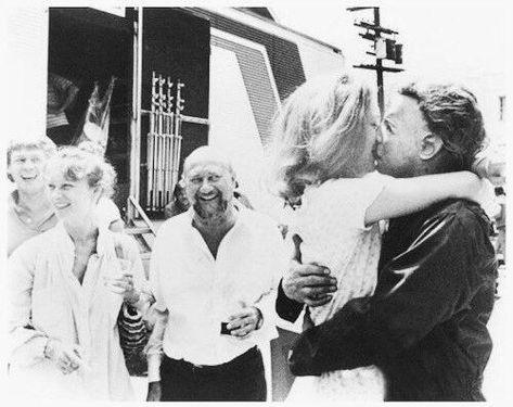 Behind the scenes of Halloween Jamie Lee Curtis 1978