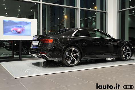 Nuova Audi Rs5 2 9 Tfsi Quattro Stronic Audi Showroom Pinterest