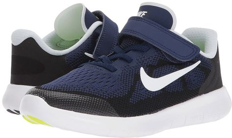 Nike Free RN 2017 Boys Shoes   Nike kids, Boys shoes, Little