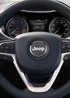 2016 Jeep Cherokee Steering Wheel Jeep Jeep Cherokee Limited