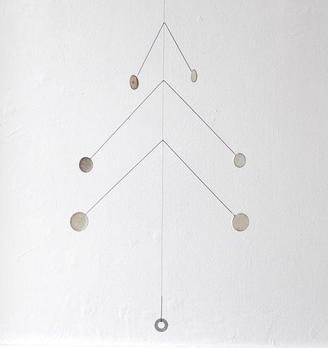 DIY - Como Fazer um Móbile Minimalista Eames - Decostore