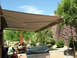 High Quality Sand 10 X 8 Retractable Patio Awning Canopy Backyard Canopy Backyard Pergola Canopy Outdoor