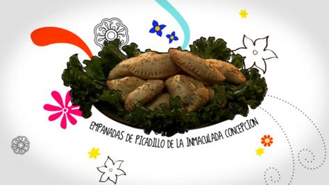 Picadillo Empanadas of the Immaculate Conception : Pati's Mexican Table