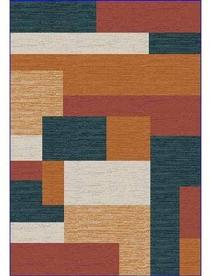 Planet Rugs Eclipse 3d Modern Contemporary Mocha Green Area Rug Planet Rugs Area Rugs Rugs Modern Area Rugs