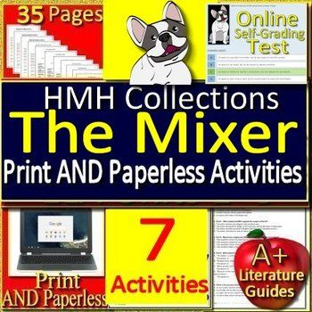 The Mixer HMH Grade 6 Collections 2 Animal Intelligence
