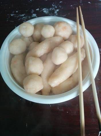 Cara Membuat Empek Empek Isi Telur : membuat, empek, telur, Resep, Pempek, Udang, Bangka, Soegia, Resep,, Sederhana,, Masakan