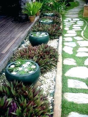 80 Fantastic Rock Garden Ideas For Backyard Gardens Small Backyard Landscaping Backyard Garden Rock Garden