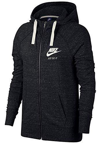 Nike Womens Sportswear Gym Vintage Women S Full Zip Hoodie 883729 091 By Nike In 2020 Nike Sportswear Hoodies Womens Nike Sportswear Women
