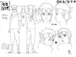 Shisui By Pablolpark Naruto Sketch Naruto Drawings Anime Character Design