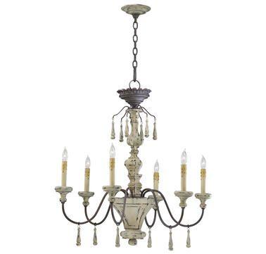 Mejores 105 imgenes de brands cyan design en pinterest sala de cyan design provence 2975 6 light chandelier in carriage house aloadofball Gallery
