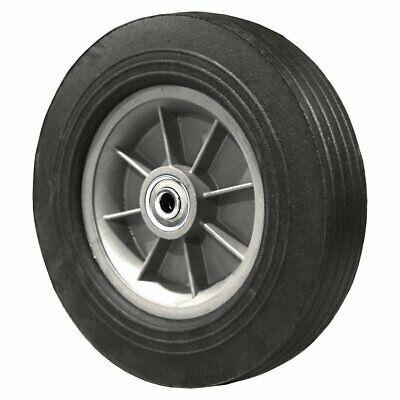 Flat Free Hand Truck Wheel 10 X 2 75 2 25 Centered Hub 5 8 Bore 550 Lb In 2020 Truck Tyres Hand Trucks Truck Wheels