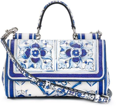 98383eca21c Dolce Gabbana 'Rosary' shoulder bag Eraldo ❤ liked on Polyvore featuring  bags, handbags, shoulder bags, white shoulder bag, shoulder bag handbag…