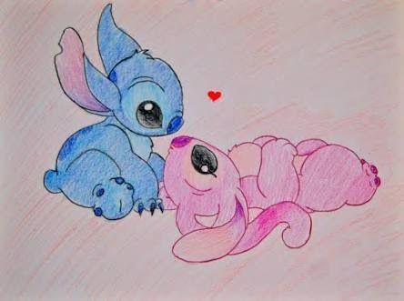 Resultado De Imagen Para Kawaii Disney Characters Lilo Y Stitch Dibujos De Estich Cosas Lindas Para Dibujar