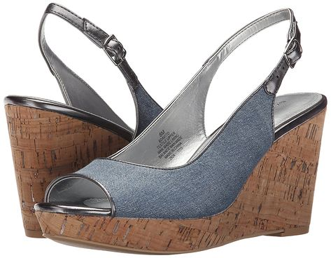 b0b2968c0541bd Bandolino Women s Avito Wedge Sandal     You can find out more details at  the link of the image. (This is an affiliate link)  sandals