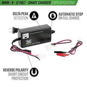 Valken Airsoft Nimh Smart Battery Charger 6v 12v Nimh Charger Battery Charger