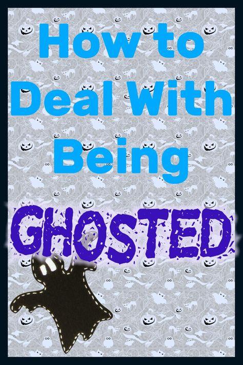 Ghosting après la datation