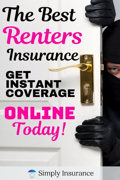 The Best Renters Insurance We Ve Done All The Hard Work For You