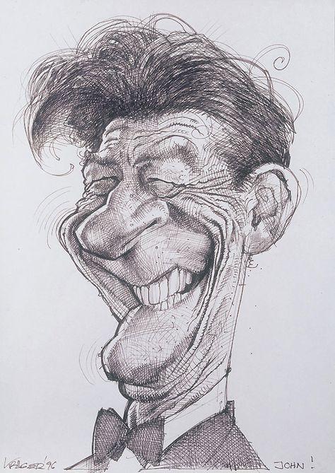 Рисунки человека прикольные