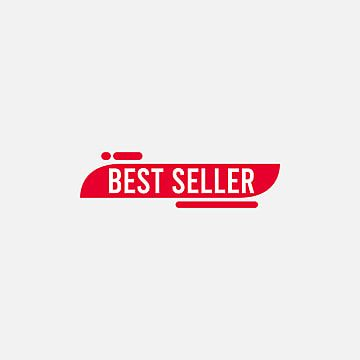 Best Seller Text Label Vector Template Design Illustration Text Icons Template Icons Best Icons Png And Vector With Transparent Background For Free Download In 2021 Text Icons Best Icons Template Design