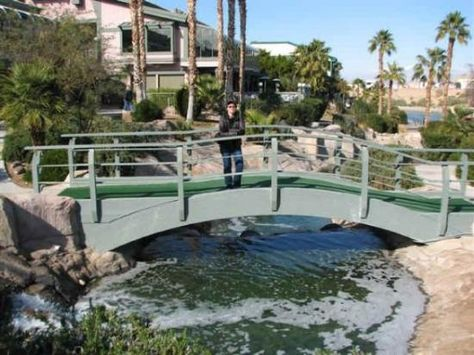 Bridge At Shugrue S Restaurant Lake Havasu City Lake Havasu Havasu