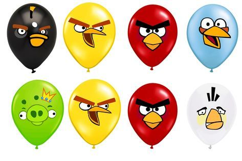 photograph about Angry Bird Printable named Pin upon Offended birds bash