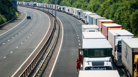 Yellowhammer: no deal could cause 60-hour delays for trucks