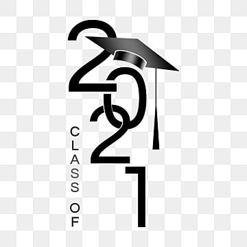 Creative Numbers For College Graduation In 2021 2021 Graduation Wordart Png Transparent Clipart Image And Psd File For Free Download Chinese New Year Greeting New Years Background Happy New Year Background