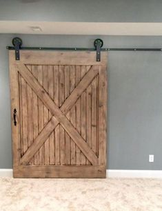 Exterior Barn Door Track System Barn Doors For Interior Design Barns With Sliding Doors 201 With Images Barn Door Handles Barn Doors Sliding Sliding Barn Door Hardware