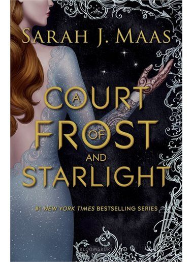 Review A Court Of Frost Starlight By Sarah J Maas Books