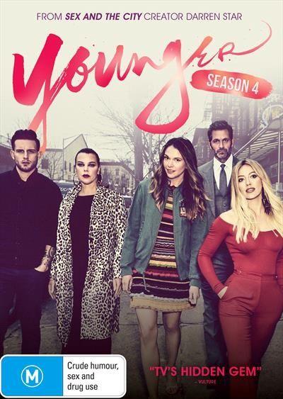 Younger Season 4 Season 4 Seasons Addictive Tv Shows