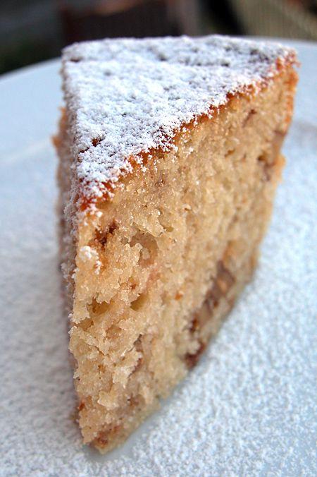 Torta che ferma il tempo | http://www.ilpastonudo.it/dolci/torta-che-ferma-il-tempo/