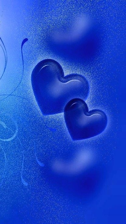 Pin By Eliane Sil On Hearts Coracao Heart Wallpaper Colorful Heart Blue Wallpapers