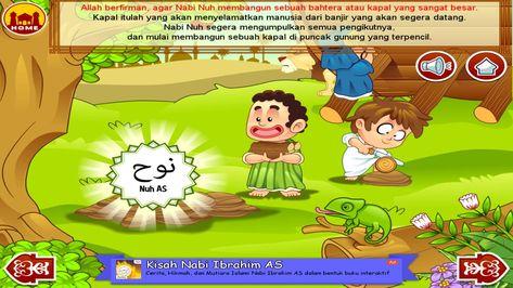 Pin Oleh Prayoga Arief Di Kisah Nabi Manusia