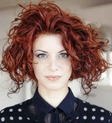 Pin By Nicole On Hair Short Red Hair Short Curly Hair Red Curly Hair